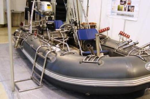 Выбор ПВХ лодки для рыбалки или что такое 'комплект эгоиста'